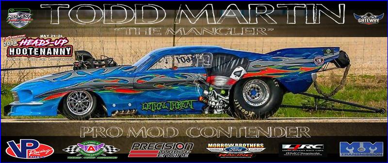 "Todd ""The Mangler"" Martin"