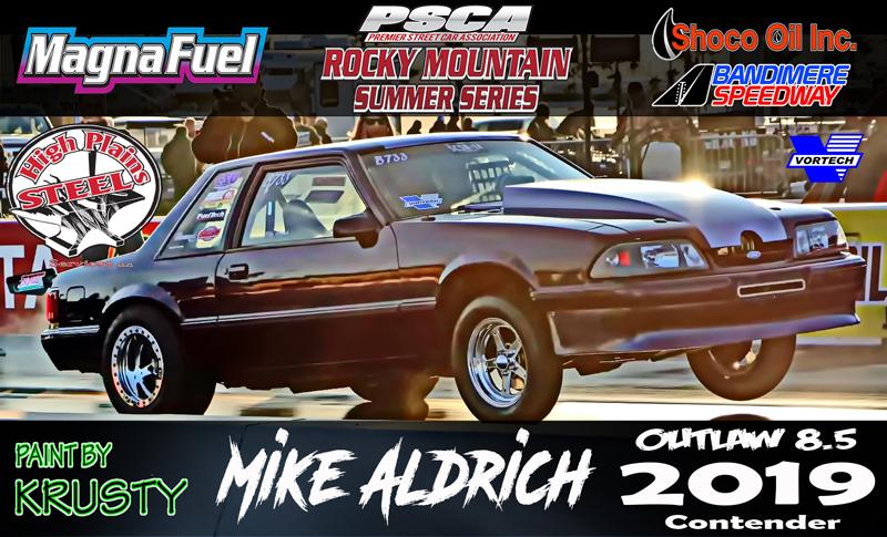 Mike Aldrich