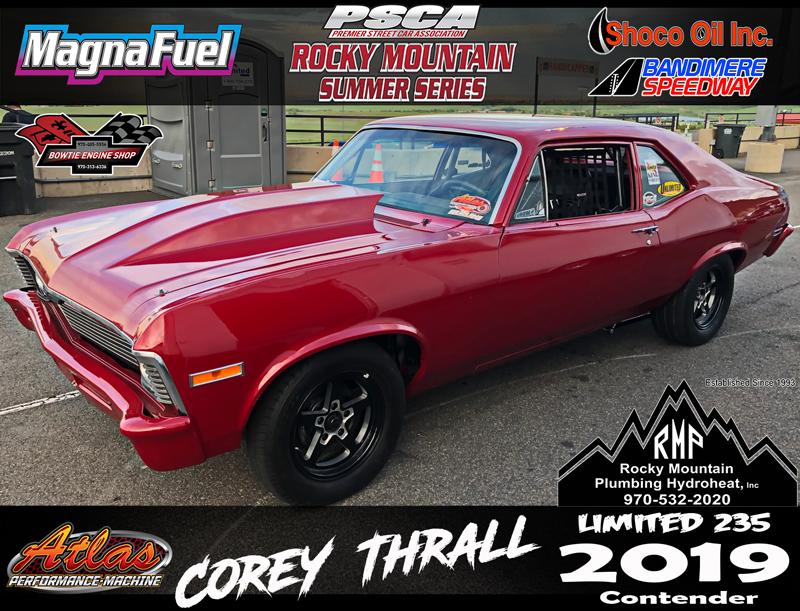 Corey Thrall