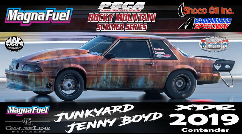Junkyard Jenny Boyd