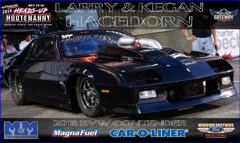 Larry and Kegan Hagedorn