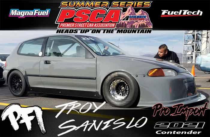 Troy Sanislo